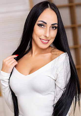Most gorgeous women: beautiful lady Russian Anna from Odessa